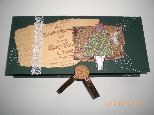 Kalėdinė atvirutė