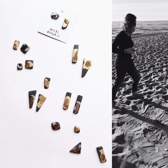Pėdos smėlyje